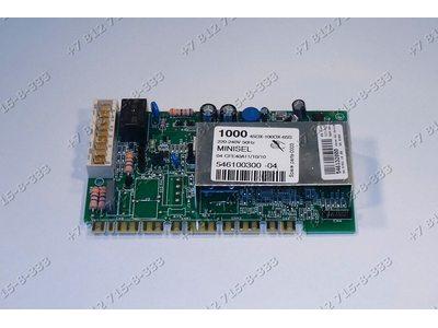 Модуль управления стиральной машины Ardo - Minisel 546100300