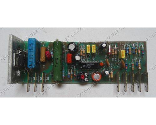 Электронный модуль стиральной машины Philco D1060-B1A