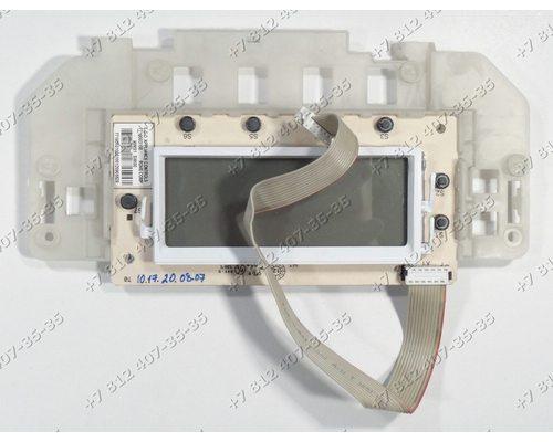 Дисплей стиральной машины Vestel WMO1041LCD
