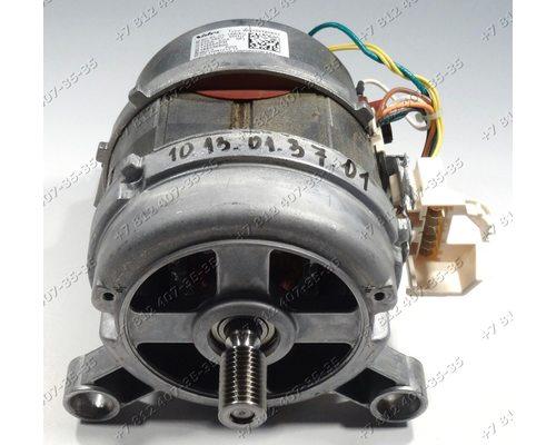 Двигатель Nidec Type WU126T50E01, 230-240V, 50Hz, 410W, 2,0A, 13585RPM, для стиральных машин Electrolux, Zanussi, AEG
