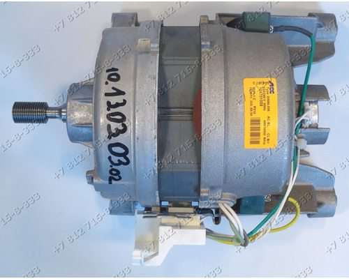Мотор (электродвигатель) для стиральной машины Zanussi FCS800C F805N FLS702 914284004-00 FLS874CN 914756014-00