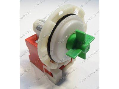 Насос для стиральной машины Ardo, Whirlpool, Vestel, Bosch, Siemens на защелках с высокой крыльчаткой и т.д.