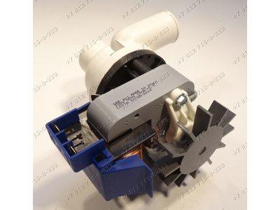 Помпа (насос) в сборе с улиткой для стиральной машины Indesit, Ariston AS848TX, AV1459TXDE и т.д.