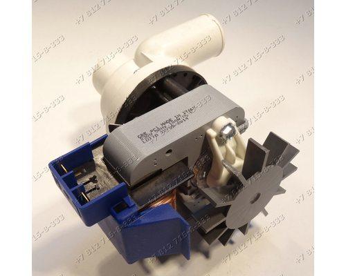 Помпа (насос) в сборе с улиткой для стиральной машины Indesit, Ariston AS848TX, AV1459TXDE