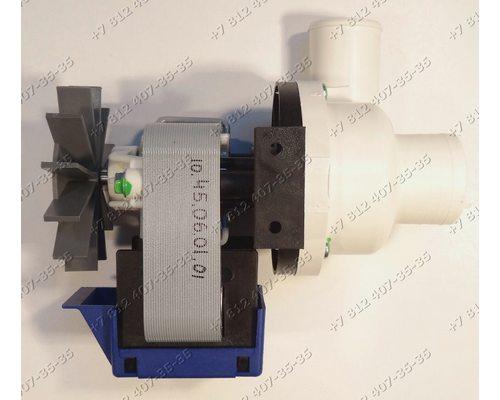 Насос сливной для стиральной машины Ariston, Indesit 100 W 7402/55878 KLB12TXBR, AV931CFR, MLS1200