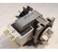 Помпа под квадратную улитку для стиральной машины Bosch, Siemens 100 W