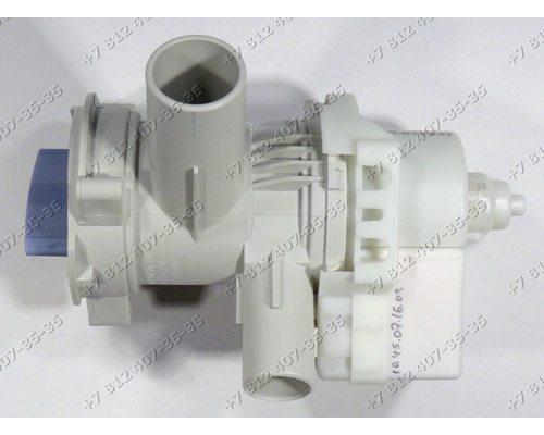 Помпа (насос) в сборе с улиткой и фильтром DP020-056 для стиральной машины Bosch