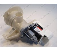 Помпа в сборе с улиткой и фильтром для стиральной машины Whirlpool AWE9629