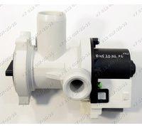 Помпа для стиральной машины Vestel DPO25-405, BPX2-78L 35W,B25-6AZC WM847T WM1047TS WM1247E WM1047E4 WM1247E4 и т.д. в сборе с улиткой и фильтром