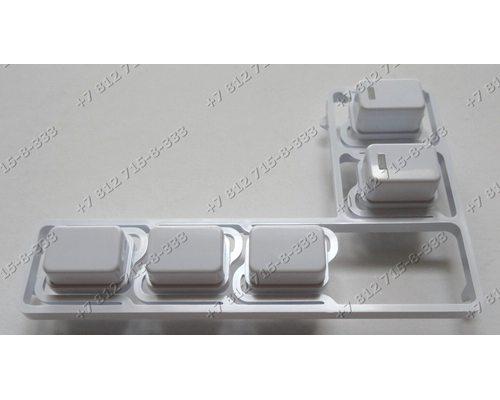 Блок клавиш для стиральной машины Ariston WMSF605BCIS