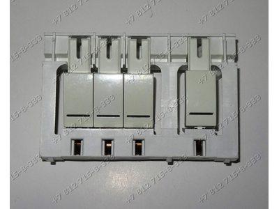 Блок клавиш в сборе 289915 для стиральной машины Siemens C10