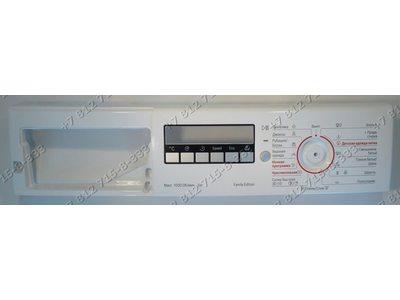 Передняя панель для стиральной машины Bosch WLG20261OE/01
