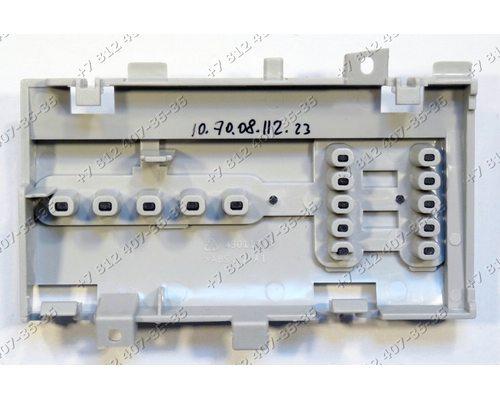 Панель клавиш для стиральной машины Candy CS41051D1/2-07 31007229-1810