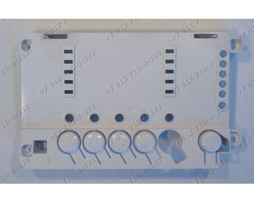 Бокс платы индикации с кнопками для стиральной машины Candy CTG95SY