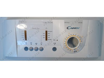 Передняя панель 46001954,46001955 для стиральной машины Candy CTG95SY