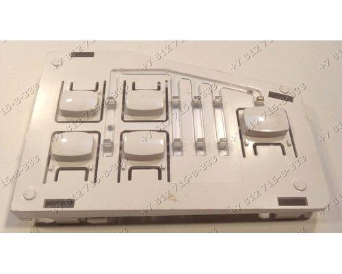 Блок клавиш для стиральной машины Candy Aqua80F