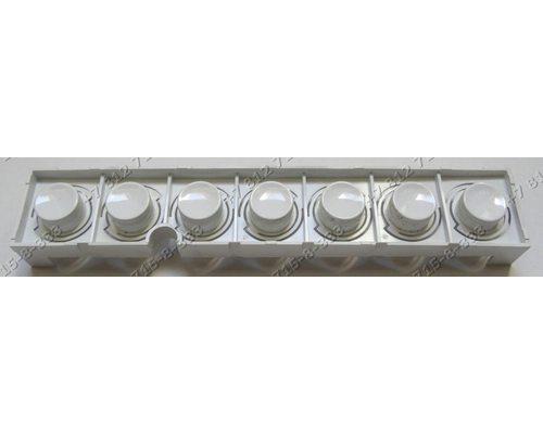 Блок клавиш белый для стиральной машины Samsung WF6520S9C