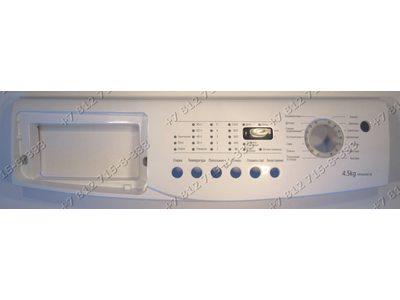 Передняя панель DC64-01224A для стиральной машины Samsung WF6450N7W WF6528S7W WF6450S7W