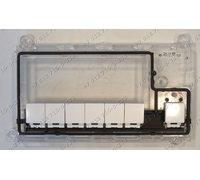 Бокс для платы индикации с кнопками для стиральной машины Ardo FLO108L