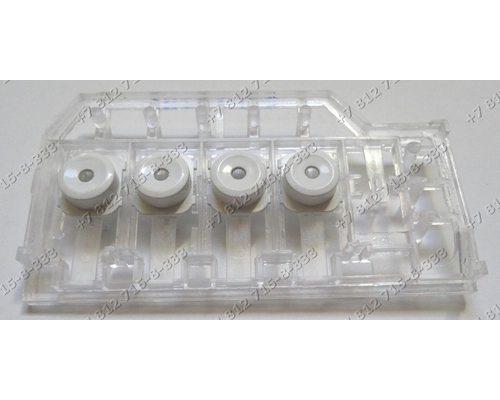 Панель кнопок прозрачная для стиральной машины Beko WKD63500 WKD65105