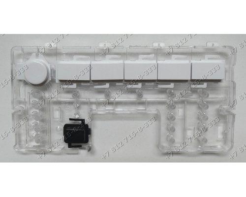 Блок клавиш для стиральной машины Beko WKB60821PTM, WKB61021PTMA