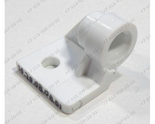 Cуппорт петли нижний стиральной машины Candy 91285400