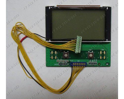 Дисплей для стиральной машины Siemens WXLP100AOE/20