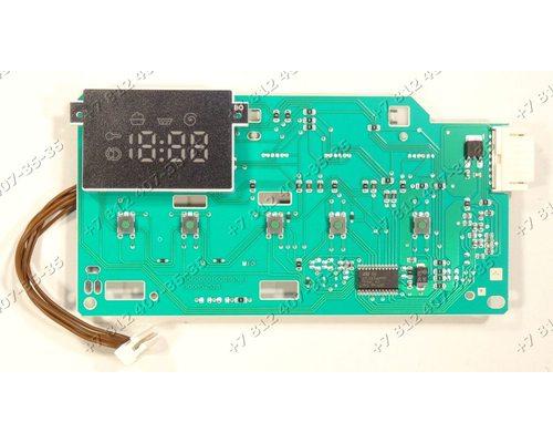Плата индикации стиральной машины Bosch WLG20165OE/03