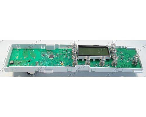 Плата индикации с дисплеем для стиральной машины Siemens WM14S743OE/07