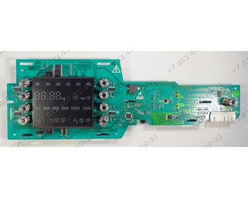 Плата индикации стиральной машины Bosch WLM24441OE/02