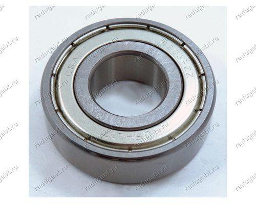 Подшипник 203 Craft - 17*40*12 мм (6203RS, 0723) для стиральной машины