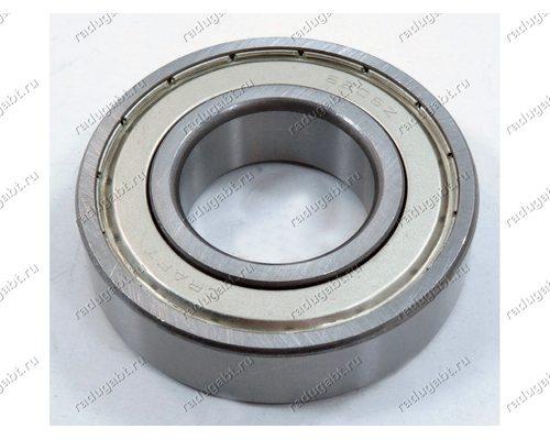 Подшипник 206 Craft - 6206Z - 30*62*16 мм (6206, 0726) для стиральной машины