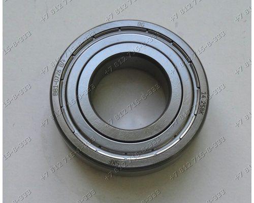 Подшипник 206 ORS - 30*62*16 мм (6206, 0726) для стиральной машины