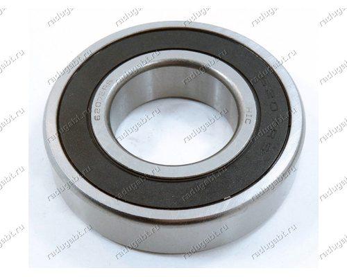 Подшипник 207 HIC - 35*72*17 мм (62072RS, 0727) для стиральной машины