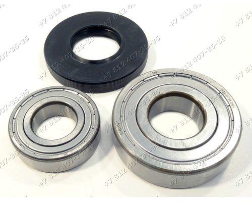 Подшипник и сальник стиральной машины Bosch WFH2060, WAE20441OE/12, WFL2061/12