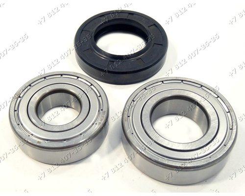 Подшипники и сальник стиральной машины Bosch WLX20362OE/21, WLF16261OE/23, WLX20460OE/18