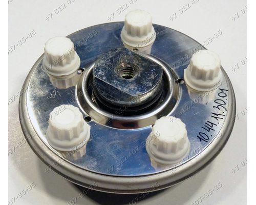 Кронштейн крепления - подшипниковый узел стиральной машины Ariston TL1000TNL, TL660FR, TL680TEX