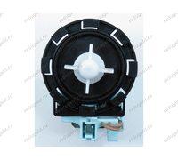 Помпа для стиральной машины 8 защелок, есть отверстия под саморезы для крепления EP185NN