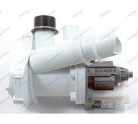 Помпа (насос) в сборе с улиткой и фильтром для стиральной машины Candy 91941771 (49002228)