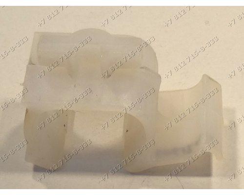Зажим для проводки стиральной машины Ariston RST703DW Indesit EWUC4105CIS EWSD51031CIS