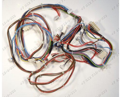 Проводка для стиральной машины Ariston AQSD29UCIS.L