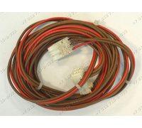 Часть проводки (модуль-блокировка люка 3 контакта wisl-радиатор) для стиральной машины Ariston AQXF109CSIHA (80499280000-802271219)