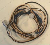 Часть проводки (модуль-клапана-датчик температуры wisl-радиатор) для стиральной машины Ariston AQXF109CSIHA (80499280000-802271219)