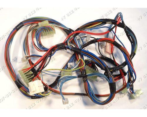 Проводка для стиральной машины Ariston AVL109R (80297000050)