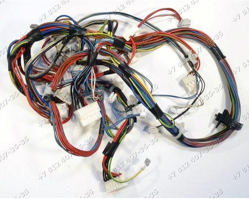 Проводка для стиральной машины Ariston ARMXXL1057RU (80689970100*208313065)