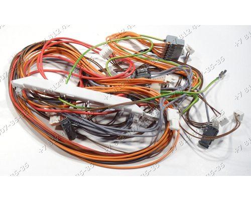Проводка для стиральной машины Bosch WLG20165OE/03
