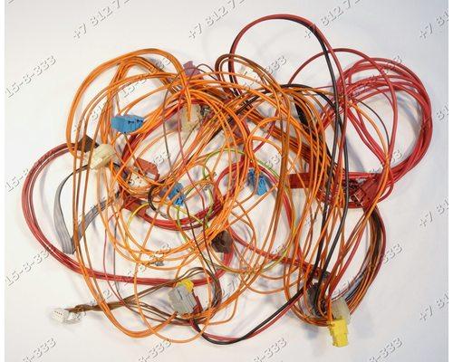 Проводка стиральной машины Siemens WM50200/12