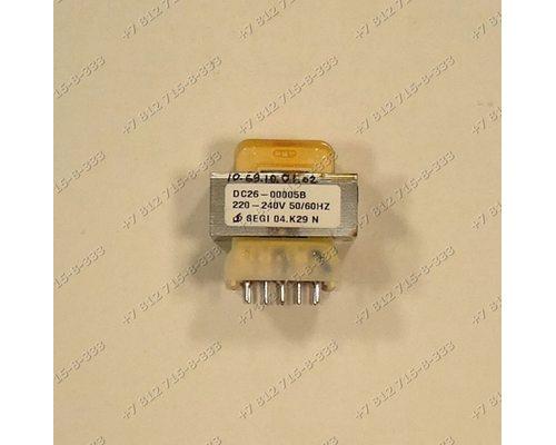 Трансформатор на плату для стиральной машины Samsung P6091FW/YL