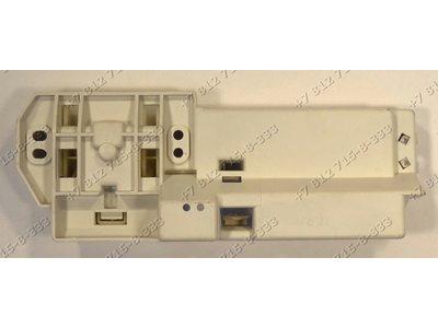 Держатель в сборе с клавишей для стиральной машины Bosch WOB2000IE/01