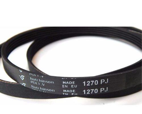 Ремень привода 1270 PJ, 1270 J4 Hutchinson - 4 ручейка - для стиральной машины Samsung, Indesit и т.д.